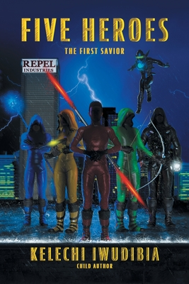 Five Heroes: The First Savior Cover Image