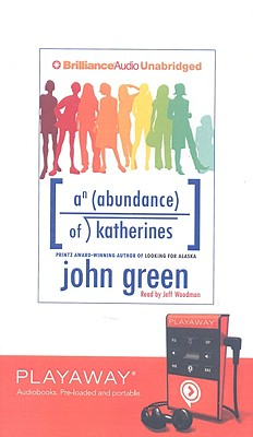 An Abundance of Katherines [With Headphones] Cover Image