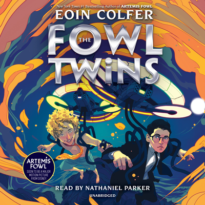 The Fowl Twins (Artemis Fowl: The Fowl Twins #1) Cover Image