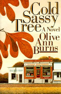 Cold Sassy Tree Cover Image
