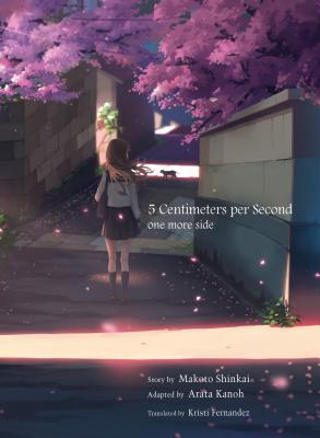 Cover for 5 Centimeters per Second