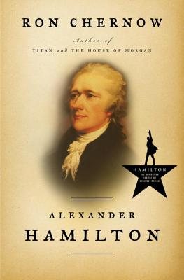 Alexander Hamilton Cover Image