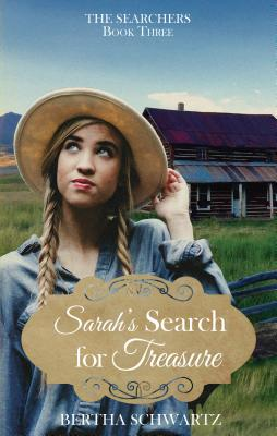 Sarah's Search for Treasure (Searchers #3) Cover Image