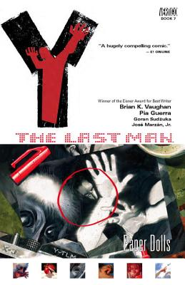 Y: The Last Man VOL 07: Paper Dolls cover image