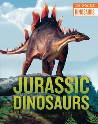 Jurassic Dinosaurs Cover Image