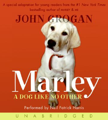 Marley CD: A Dog Like No Other Cover Image
