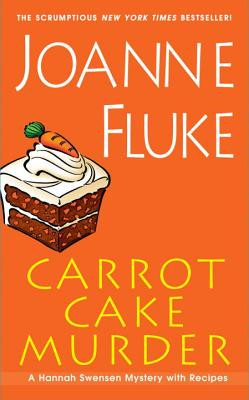 Carrot Cake Murder (A Hannah Swensen Mystery #10) Cover Image
