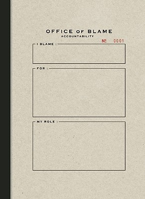 Office of Blame Accountability Cover