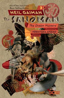 Sandman: Dream Hunters 30th Anniversary Edition (Prose Version) Cover Image