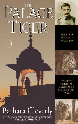 The Palace Tiger Cover