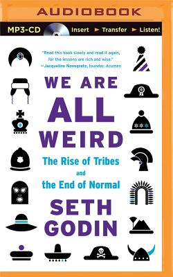 We Are All Weird: The Myth of Mass and the End of Compliance Cover Image