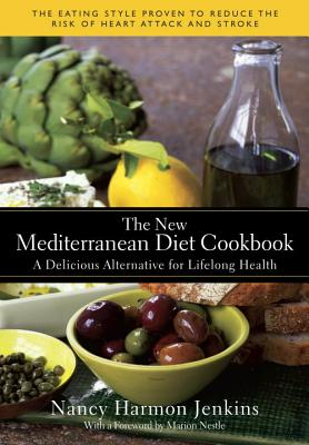 The New Mediterranean Diet Cookbook Cover