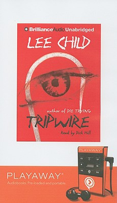 Tripwire [With Headphones] (Playaway Adult Fiction) Cover Image