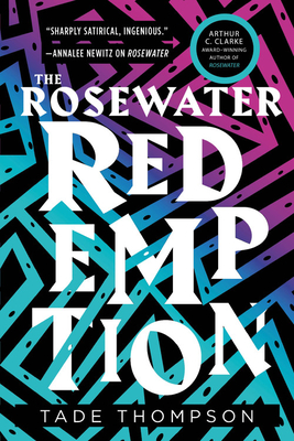 The Rosewater Redemption (The Wormwood Trilogy #3) Cover Image