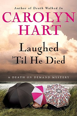 Laughed 'Til He Died: A Death on Demand Mystery Cover Image