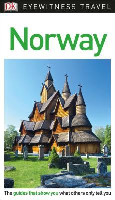 DK Eyewitness Travel Guide Norway Cover Image