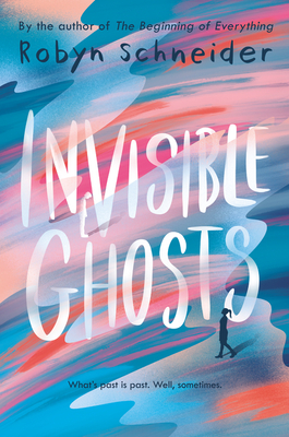 Cover for Invisible Ghosts