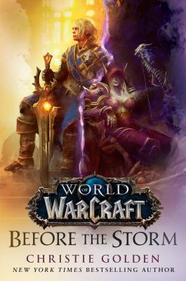 Before the Storm (World of Warcraft): A Novel Cover Image