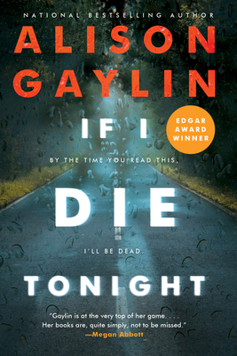 If I Die Tonight Cover Image