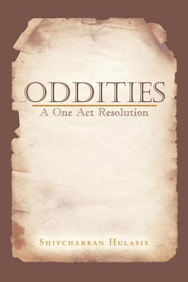 Oddities Cover