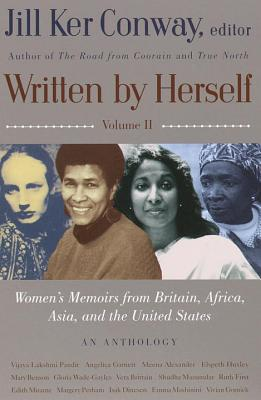 Written by Herself: Volume 2: Women's Memoirs from Britain, Africa, Asia and the United States Cover Image