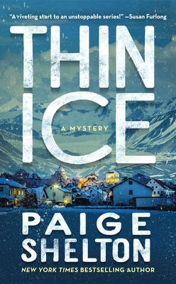 Thin Ice: A Mystery (Alaska Wild #1) Cover Image