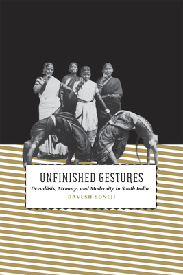 Cover for Unfinished Gestures