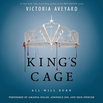 King's Cage (Red Queen #3) Cover Image