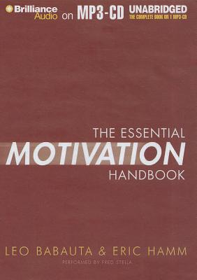 The Essential Motivation Handbook Cover