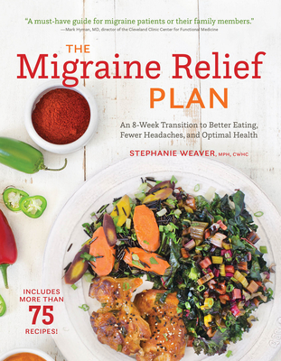 The Migraine Relief Plan Cover