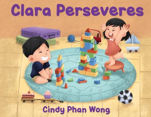 Clara Perseveres Cover Image