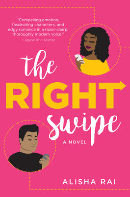 The Right Swipe: A Novel Cover Image