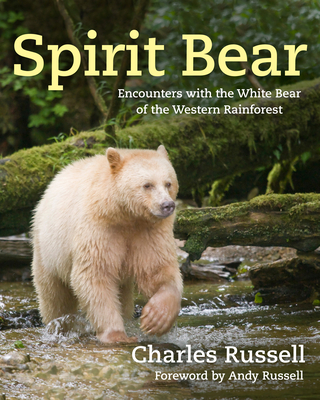 Spirit Bear: Encounters with the White Bear of the Western Rainforest Cover Image