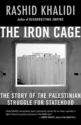 Cover for The Iron Cage