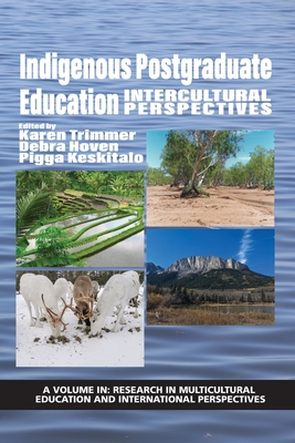 Indigenous Postgraduate Education Cover Image