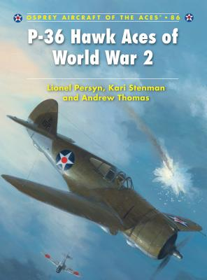 P-36 Hawk Aces of World War 2 Cover Image