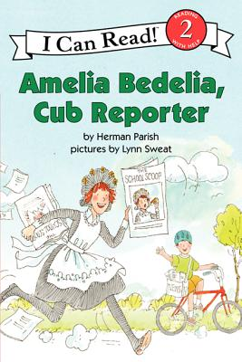 Amelia Bedelia, Cub Reporter (I Can Read Amelia Bedelia - Level 2) Cover Image