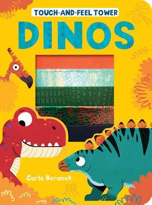Touch-and-Feel Tower: Dinos Cover Image