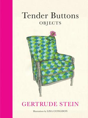 Tender Buttons: Objects Cover Image