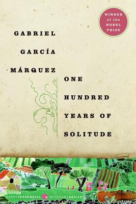 One Hundred Years of Solitude (Harper Perennial Deluxe Editions) Cover Image