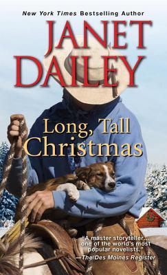 Long, Tall Christmas (A Cowboy Christmas #1) Cover Image