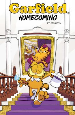 Cover for Garfield