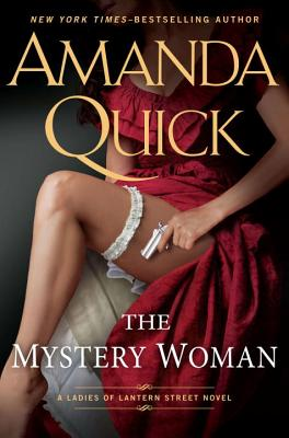 The Mystery Woman Cover
