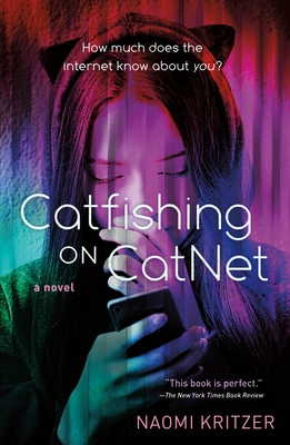 Catfishing on CatNet: A Novel (A CatNet Novel #1) Cover Image
