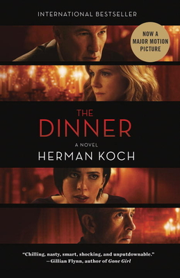 The Dinner (Movie Tie-In Edition): A Novel Cover Image