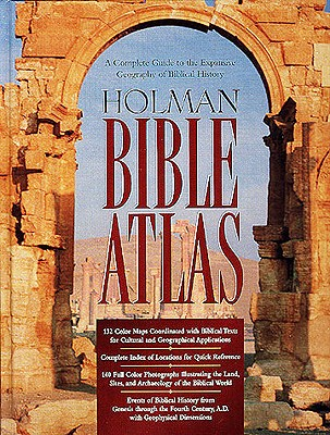 Holman Bible Atlas Cover