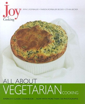 Joy of Cooking: All About Vegetarian Cover Image