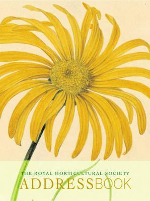 Royal Horticultural Society Pocket Address Book 2006 Cover Image