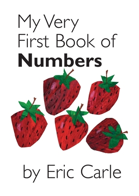 My Very First Book of Numbers Cover Image
