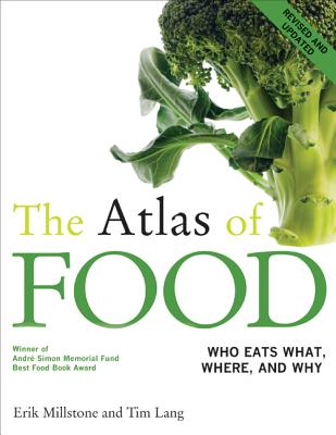 The Atlas of Food Cover